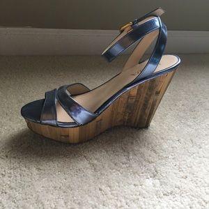 Prada Shoes - Prada platform wedge.